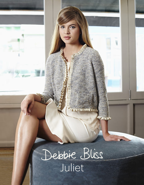 Debbie Bliss Pattern Book - Juliet