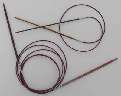 KnitPro Symfonie Fixed Circular Needles 100cm