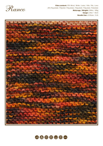 Araucania Ranco Multy Yarn