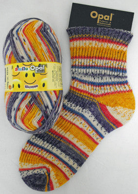 Opal Sock & Sweater Yarn Smile