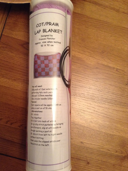 Cot/Pram/Lap Blanket Kit