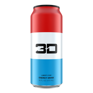 Red, White, and Blue - 12 Pack