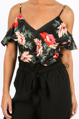 i/718/11508-1-_Tropical_Floral_Print_Bodysuit_In_Black-4__32338.jpg
