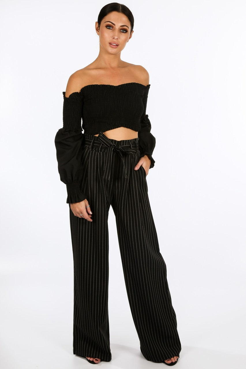 x/828/11825-Pinstripe_Paperbag_Trouser_In_Black__74303.jpg