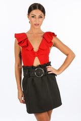 o/506/11859-_Frill_Sleeve_Cut_Out_Bodysuit_In_Red-2__33212.jpg