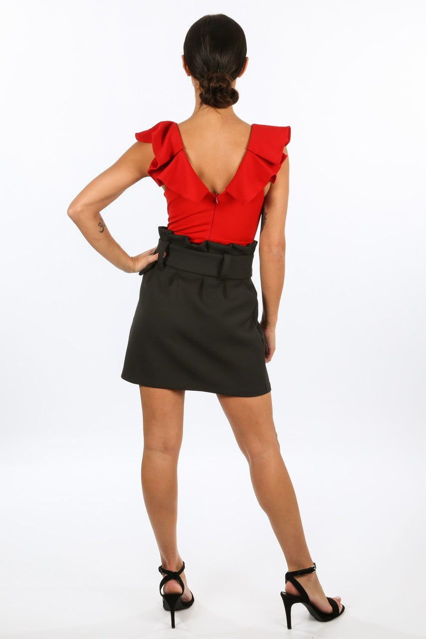 c/610/11859-_Frill_Sleeve_Cut_Out_Bodysuit_In_Red-4__48894.jpg