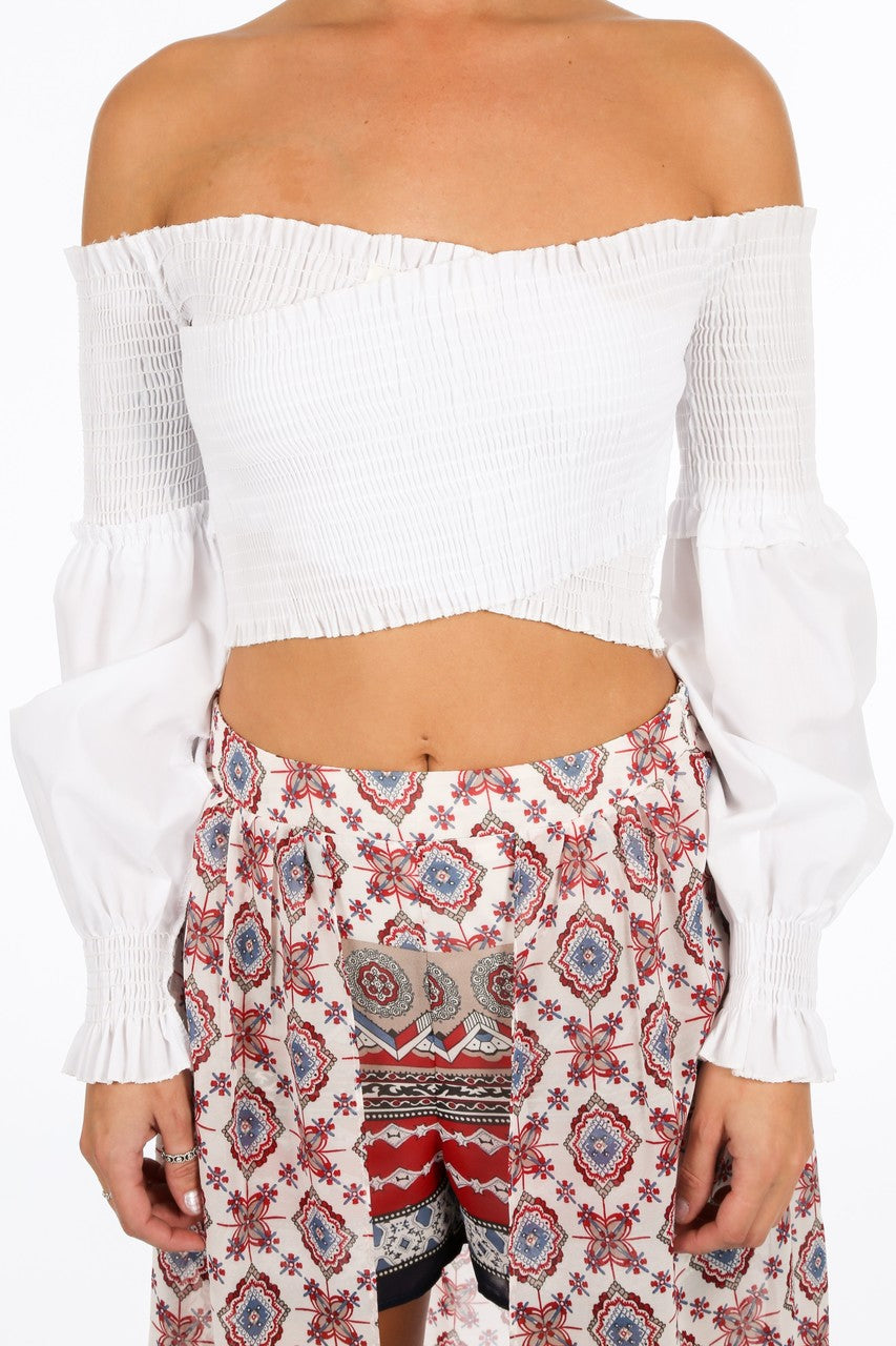 n/765/8089-_White_Shirring_Cross_Over_Crop_Top-5__52290.jpg