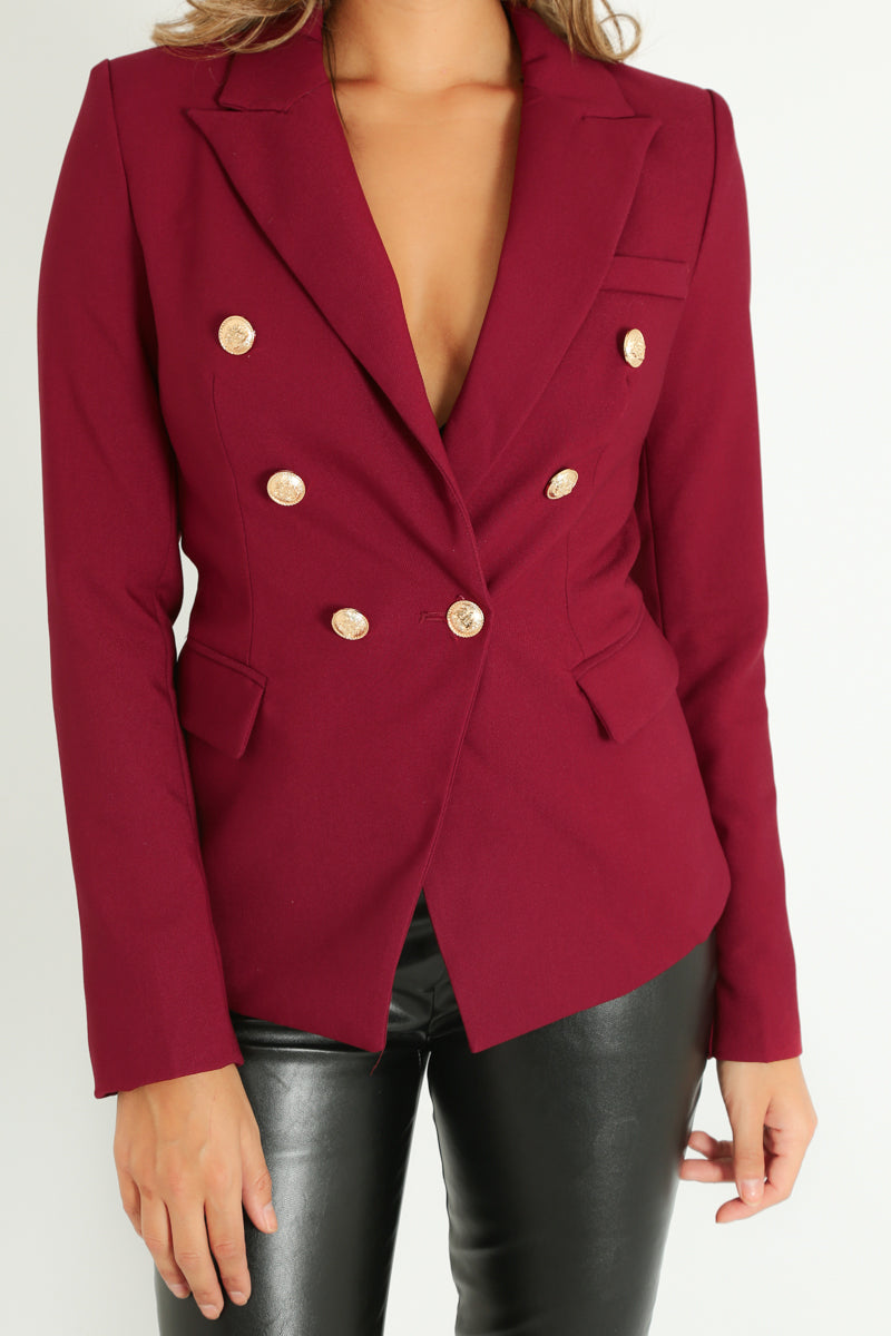 g/206/Burgundy_Double_Breasted_Tailored_Blazer-3__74145.jpg