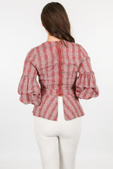v/813/H118-2-_Red_Plaid_Puff_Sleeve_Peplum_Blouse-3__27545.jpg