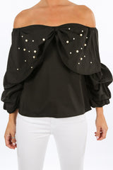 c/989/H660-_Black_Off_The_Shoulder_Pearl_Embellished_Bow_Front_Top-5__78787.jpg