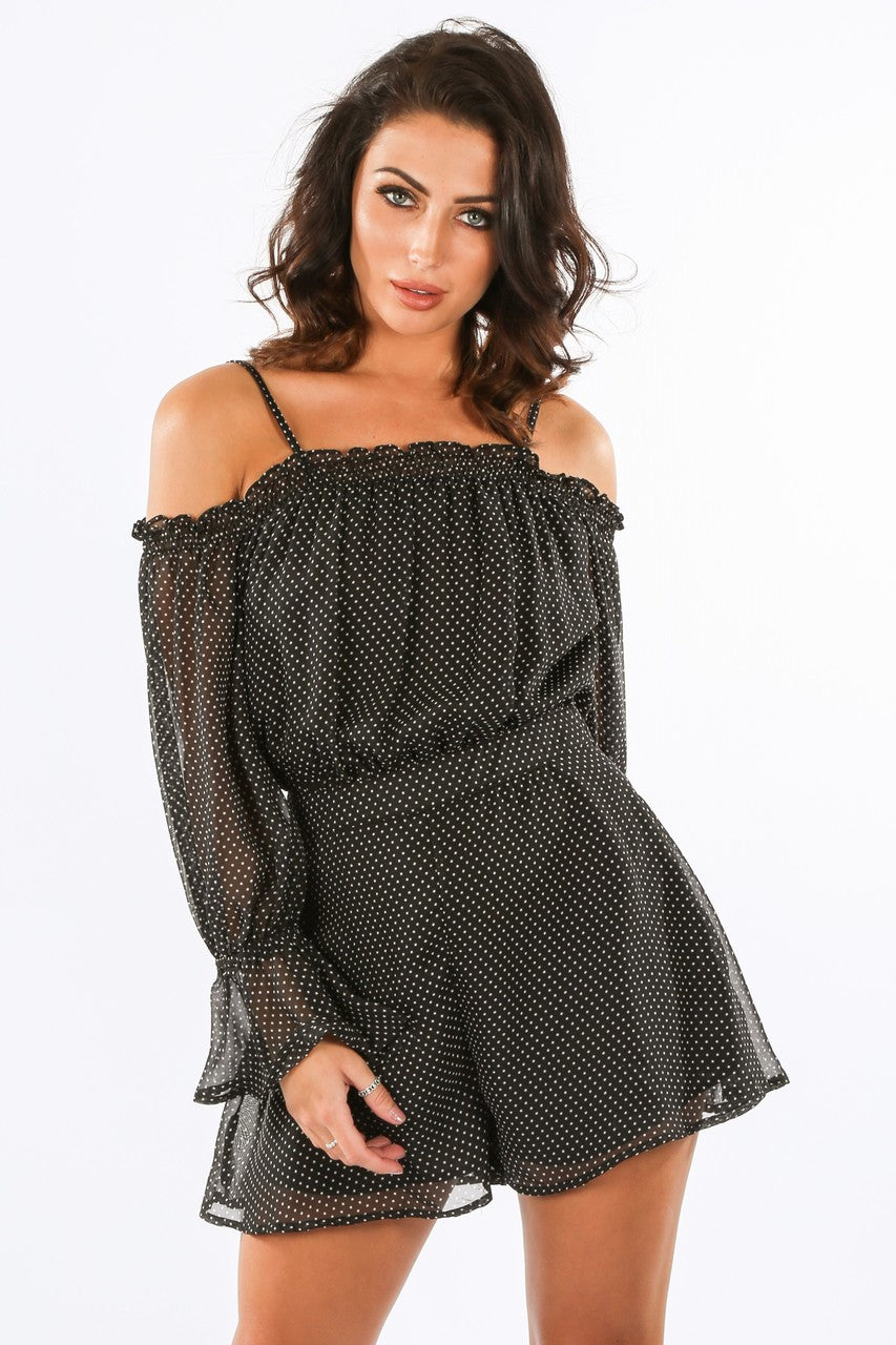 x/646/W7191-_Polkadot_Playsuit_Black-2__61017.jpg