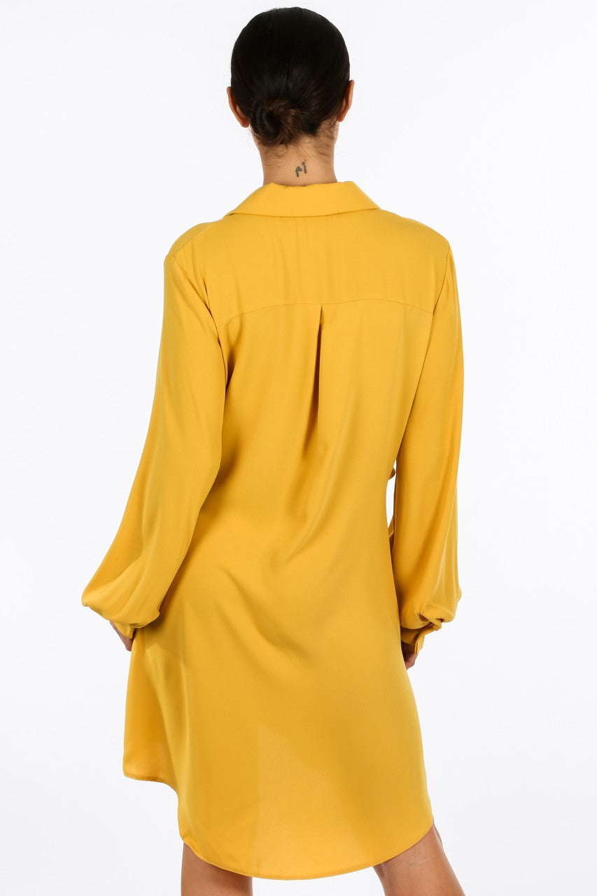 e/017/gcd2076-_Tie_Front_Chiffon_Shirt_Dress_In_Mustard-3__89475.jpg