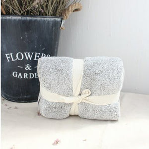 Toms Torr | Soft Cotton Bath Towel 30X30cm, 2 Pcs