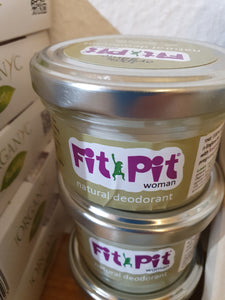 Toiletries - fit pit woman
