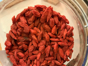 Dried Fruit - Goji Berries