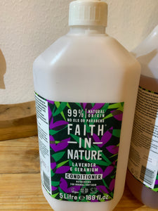 Toiletries - Faith In Nature Lavender & Geranium Conditioner