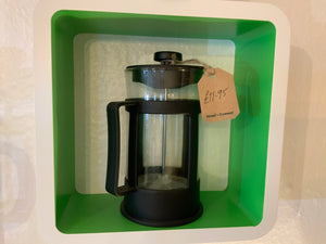Cafetiere- black