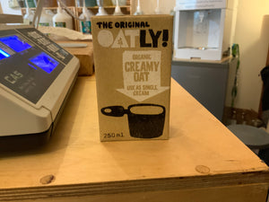 Milk - Oatly Alternative to Cream