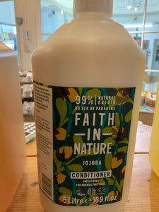 Toiletries - Faith In Nature Jojoba Conditioner