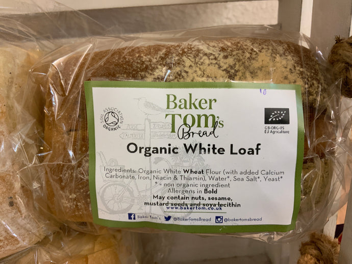 Baker Toms - White Loaf Small