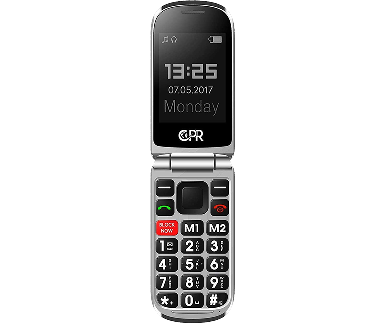 CPR CS900 Cell Phone