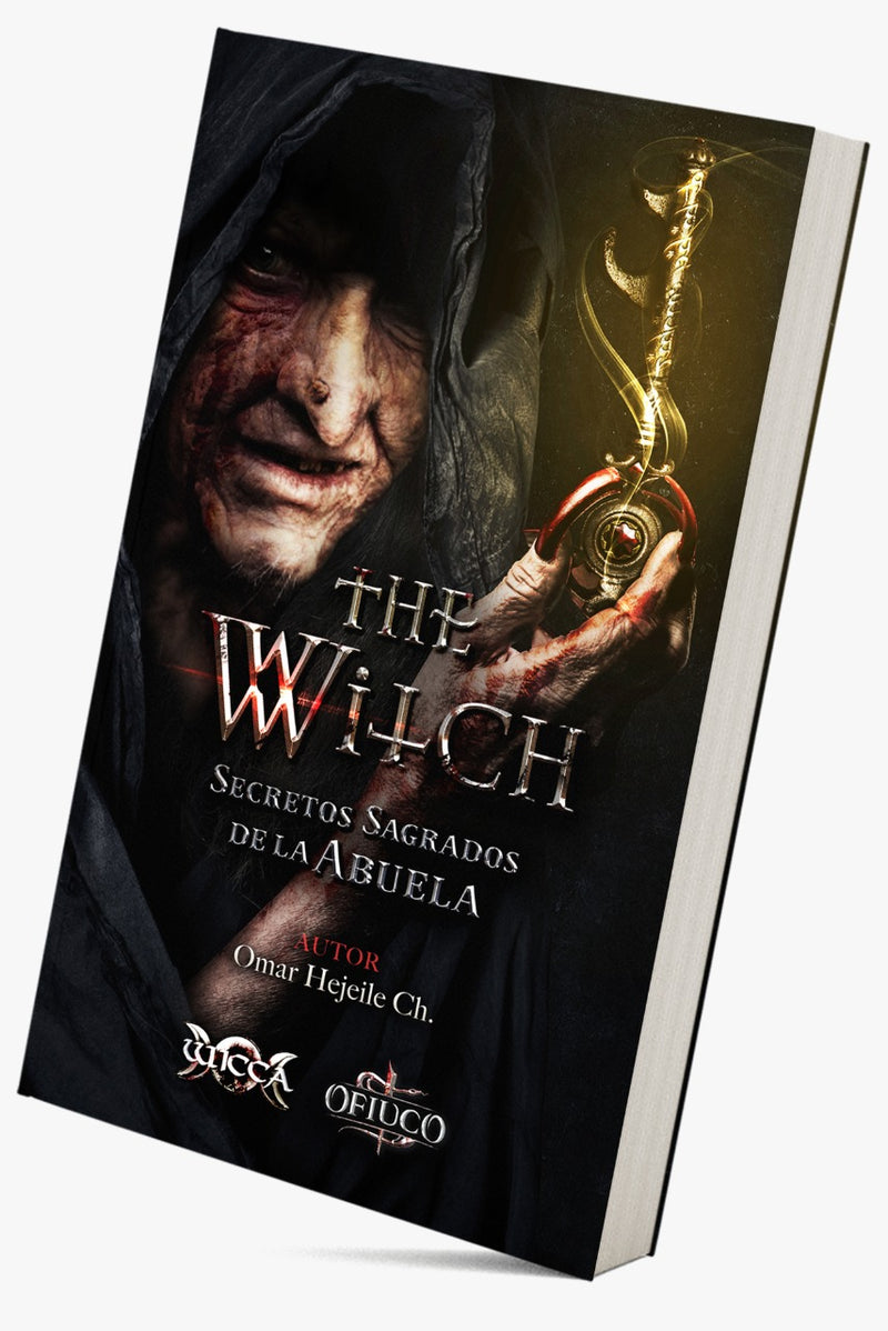 Libro Secretos Sagrados de la Abuela - The Witch