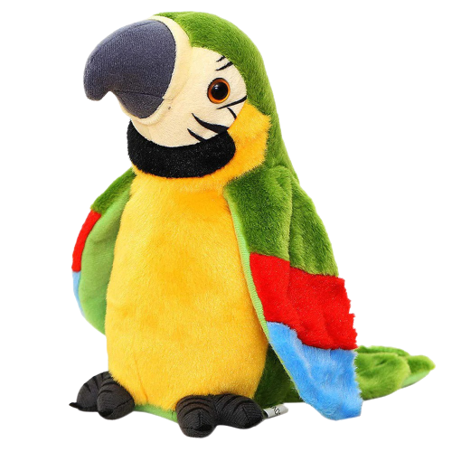 Pepper the Talking Parrot