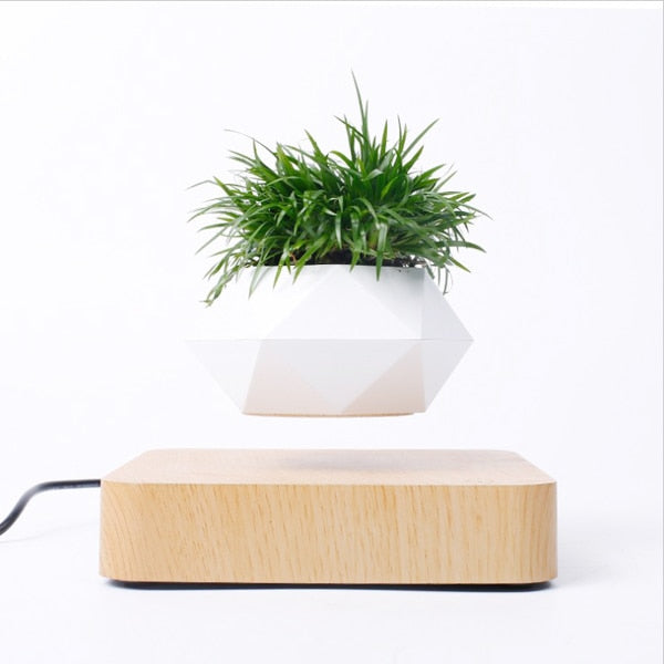 Zero GrAIRvity™ Levitating Planter