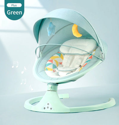 Rockabb™ Smart Infant Cradle