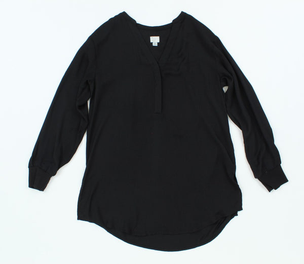 M A New Day Long Sleeve Blouse