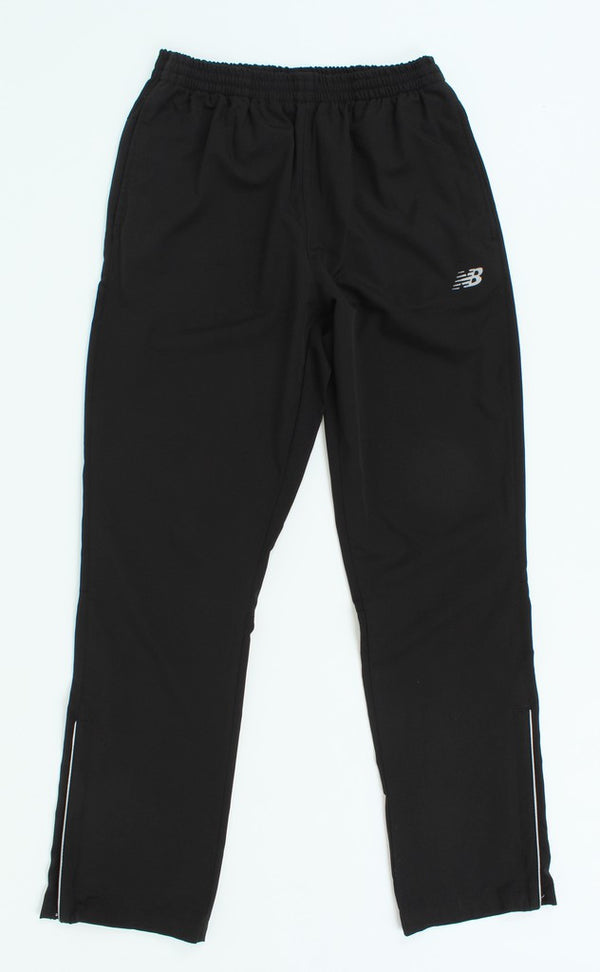 New Balance Mens Activewear Bottoms Black Size M