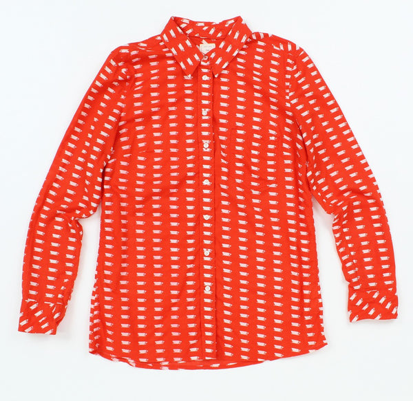 Gap Women Long Sleeve chiffon Button up Size  S