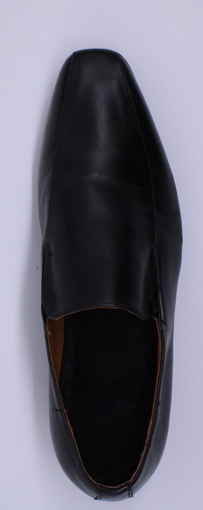 Aldo Leather Pointed Toe Loafer Size 8