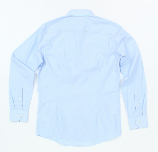 Eton Long Sleeve Dress Shirt 15 1/2