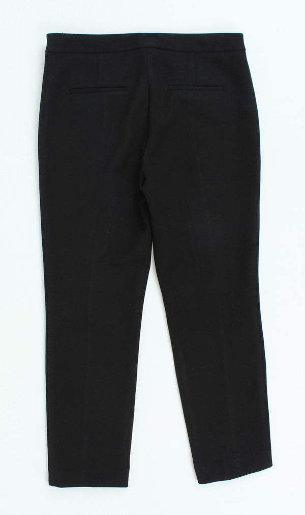 Ann Taylor Cropped Skinny Pants 8