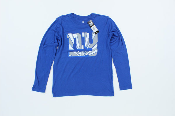 NY Giants NFL Boys T-Shirts L 14/16