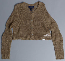 Polo Ralph Lauren Girls Cardigan 4