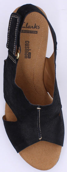 Clarks Women Wedge Heels 9