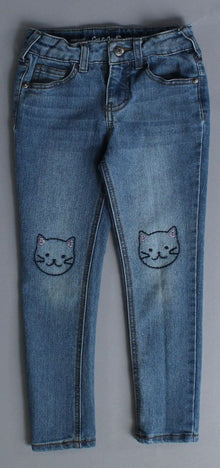Cat & Jack Girls Jeans 5