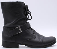 Women Faux Leather Boots 8