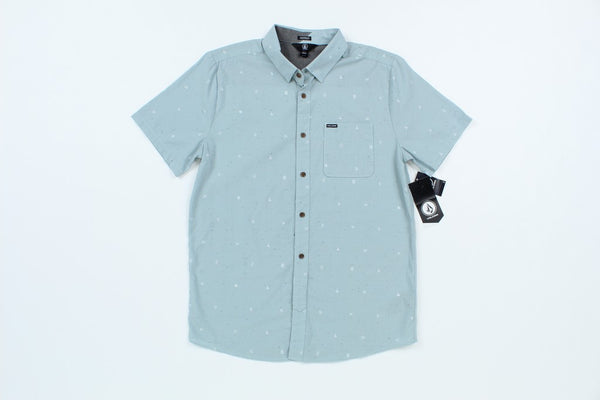 Volcom Casual Button-Down Shirt  M (NWT)