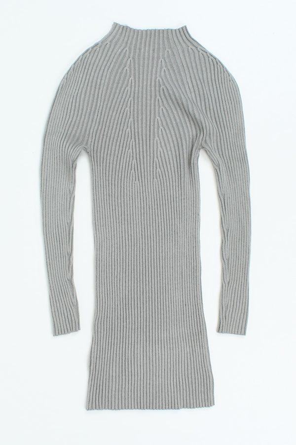 Charlotte Russe Long Sleeve Sweater Dress M