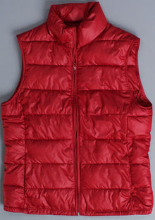 Banana Republic Women Puffer Vest M