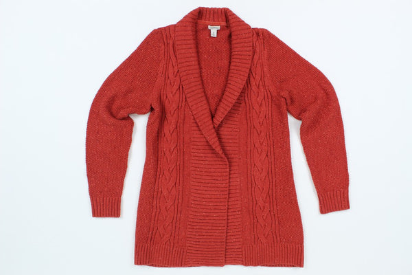 L.L. Bean Cardigan Women M