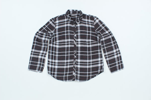 Gap Body Long Sleeve Button-Down S