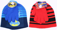 Boys Gloves/Beanies Set OS NWT