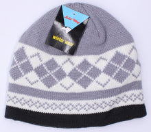 Solid Wing Men Beanie NWT