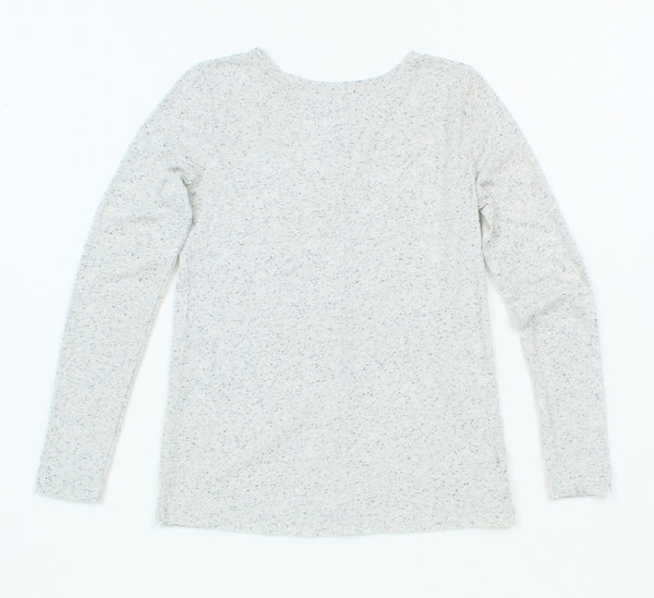 LOFT Long Sleeve Crewneck S