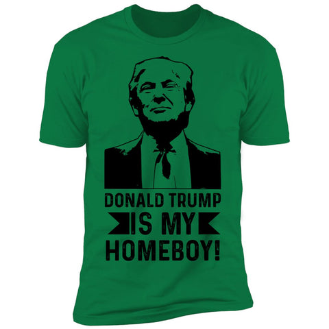 Donald Trump is my Homeboy
