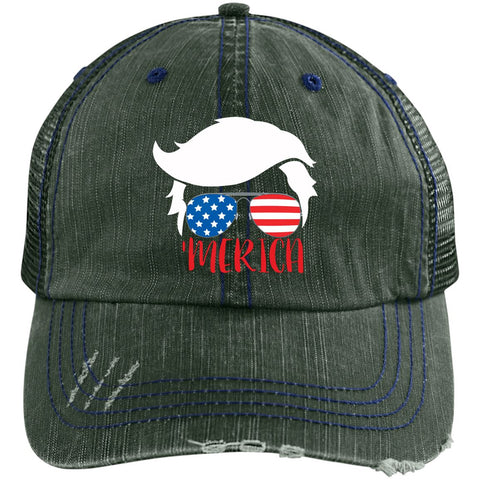 Image of Donald Trump 'Merica Hat